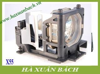 Bóng đèn máy chiếu 3M X55