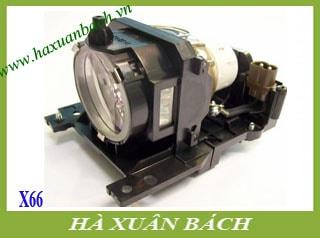 Bóng đèn máy chiếu 3M X66