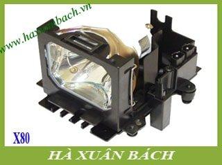 Bóng đèn máy chiếu 3M X80