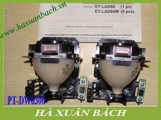 Bóng đèn máy chiếu Panasonic PT-DW6300E