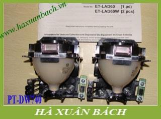 Bóng đèn máy chiếu Panasonic PT-DW740E