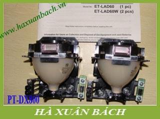 Bóng đèn máy chiếu Panasonic PT-DX800E