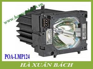 Bóng đèn máy chiếu Christie LMP124