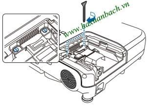 Đẩy mạnh bóng đèn máy chiếu EB-965H