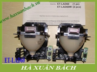 Bóng đèn máy chiếu Panasonic PT-DX610E