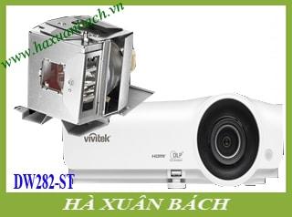 Cách thay bóng đèn máy chiếu Vivitek dw282-st