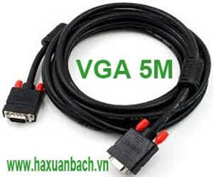 Cáp VGA 5M Unitek