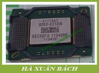 Chip DMD máy chiếu Nec NP100+