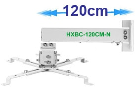 Khung treo máy chiếu ngang 120cm