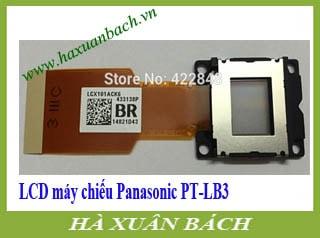 LCD máy chiếu Panasonic PT-LB3EA