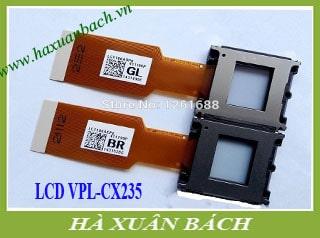 LCD máy chiếu Sony VPL-CX235