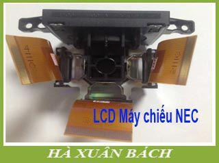 Thay LCD máy chiếu NEC