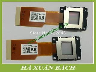 LCD máy chiếu Sony VPL-EX273 - lcx101