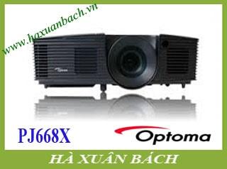 Máy chiếu Optoma PJ668X