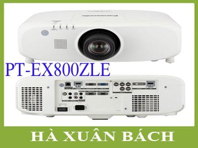 Máy chiếu Panasonic PT-EX800ZLE
