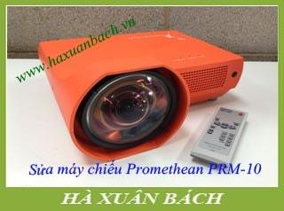 Sửa máy chiếu promethean PRM-10