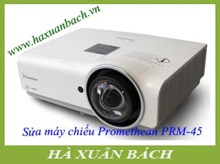 Sửa máy chiếu Promethean PRM-45