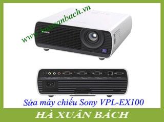Sửa máy chiếu Sony VPL-EX100