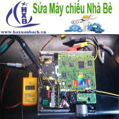 Sửa máy chiếu tại Huyện Nhà Bè