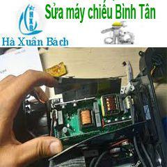 Sửa máy chiếu tại Bình Tân