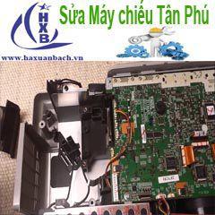 Sửa máy chiếu tại Quận Tân Phú
