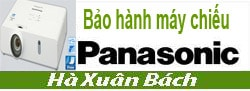 Bảo hành máy chiếu Panasonic