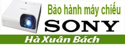 Bảo hành máy chiếu Panasonic Sony