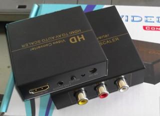 Bộ chuyển tín hiệu AV-SVideo sang HDMI