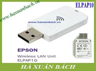 Thiết Bị Kết Nối Không Dây EPSON ELPAP10 Cho Máy Chiếu