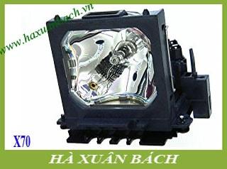 Bóng đèn máy chiếu 3M X70