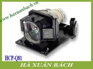 Bóng đèn máy chiếu Hitachi HCP-Q81
