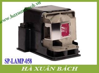Bóng đèn máy chiếu Infocus IN3116