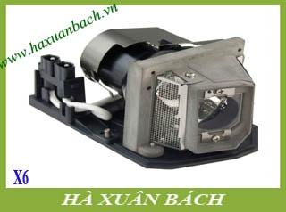 Bóng đèn máy chiếu Infocus X6