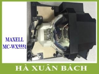 Bóng đèn máy chiếu Maxell MC-WX5551