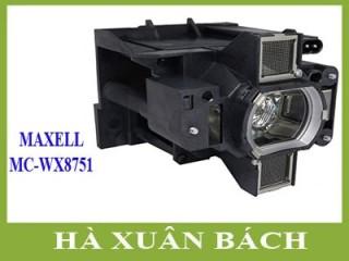 Bóng đèn máy chiếu Maxell MC-WX8751