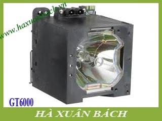 Bóng đèn máy chiếu Nec GT6000