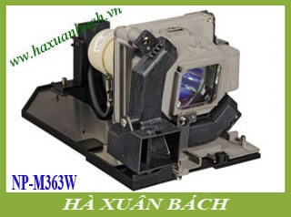 Bóng đèn máy chiếu Nec M363W