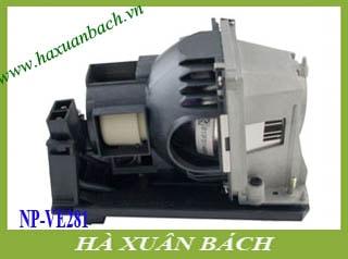 Bóng đèn máy chiếu Nec NP-VE281