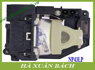 Bóng đèn máy chiếu Nec NP43LP