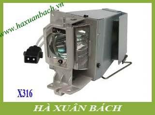 Bóng đèn máy chiếu Optoma X316