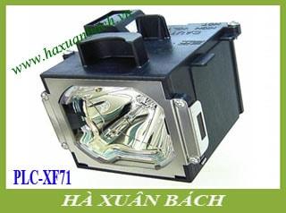Bóng đèn máy chiếu Sanyo PLC-XF71