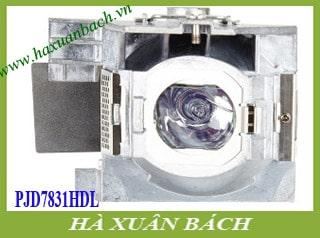 Bóng đèn máy chiếu Viewsonic PJD7831HD
