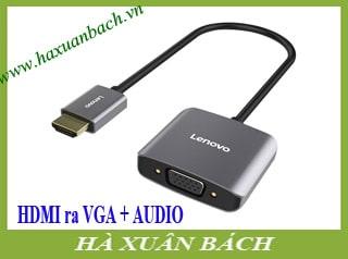 Cáp chuyển từ HDMI ra VGA và AUDIO