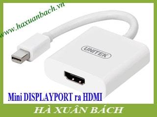 Cáp Chuyển Mini Displayport Ra HDMI