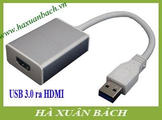 cáp chuyển từ USB 3.0 ra HDMI