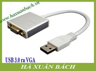 Cáp chuyển từ USB 3.0 ra VGA