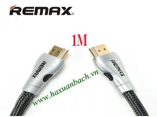 Cáp HDMI 1M Siry Remax 4K