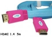 Cáp HDMI 5M Z-TEK V1.4 Cáp dẹp