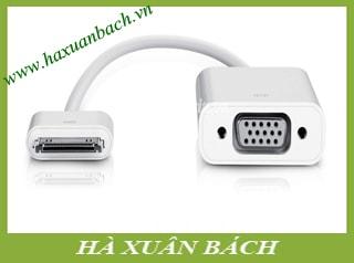 Đầu Chuyển iPad Kết Nối Với Máy Chiếu qua HDMI Apple