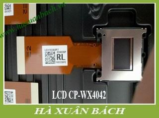 LCD máy chiếu Hitachi-CP-WX4042